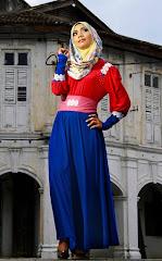 Kaisah Maxi Dress