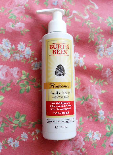 Burt's Bees Radiance Facial Cleanser