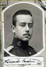 Teniente Fernando Casalini Redondo