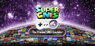 SuperGNES (SNES emulador) v.1.3.14 + 600 Juegos