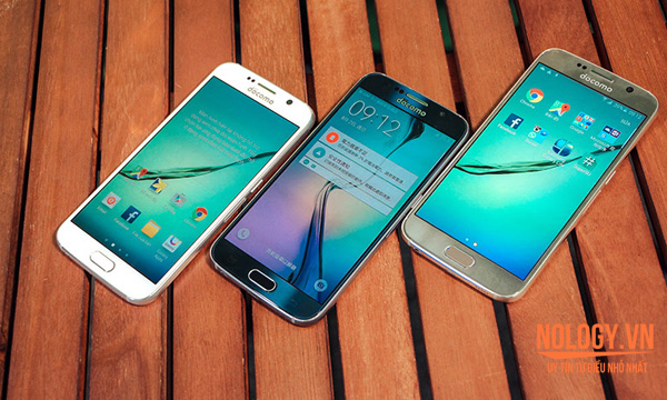 Cấu hình Samsung Galaxy S6 Docomo