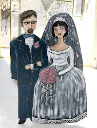 Bride and Groom Cut-Out