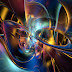 3D Abstract Colorful photos images gallery