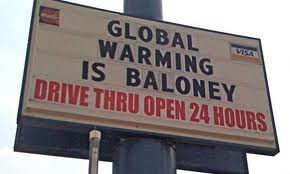 global warming is baloney [click pic]