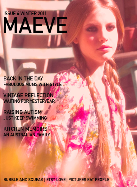 rachael finch box magazine. Glossy Covers: MAEVE magazine