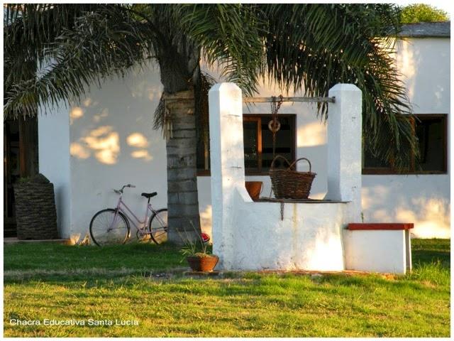 Aljibe - Chacra Educativa Santa Lucía