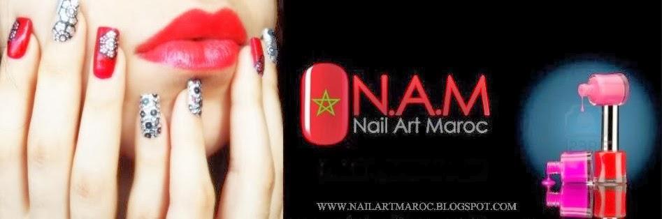 Nail Art Maroc