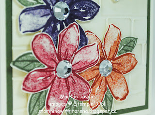 garden in bloom stampin up
