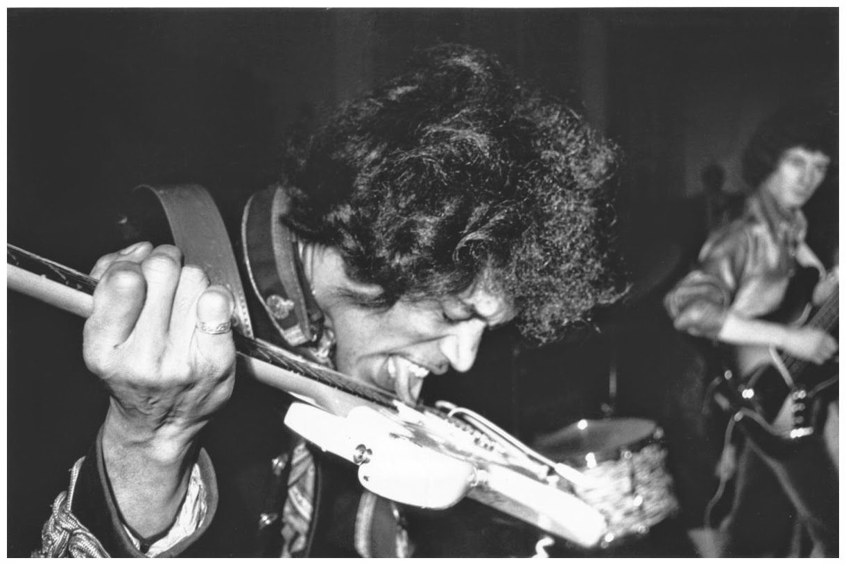 Jimi Hendrix Guitar Solo