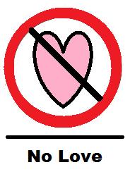 Tidak ada Cinta