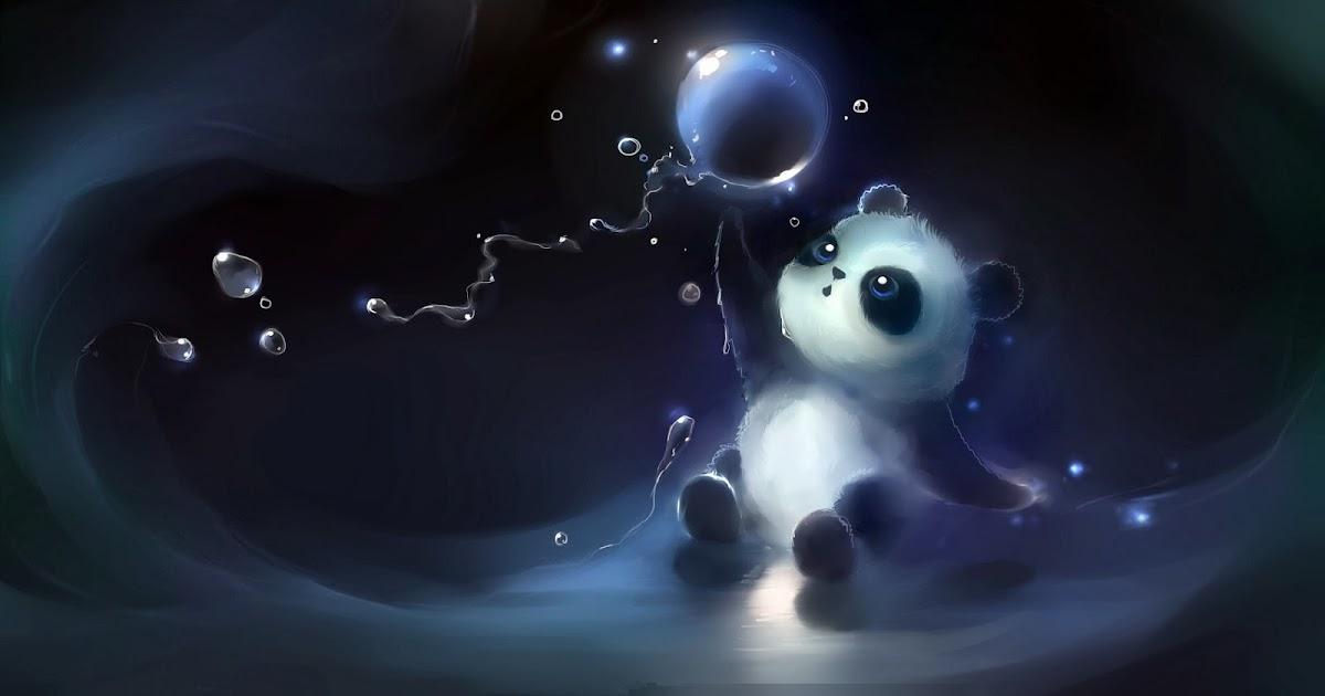 Fondo De Pantalla Animales Oso Panda