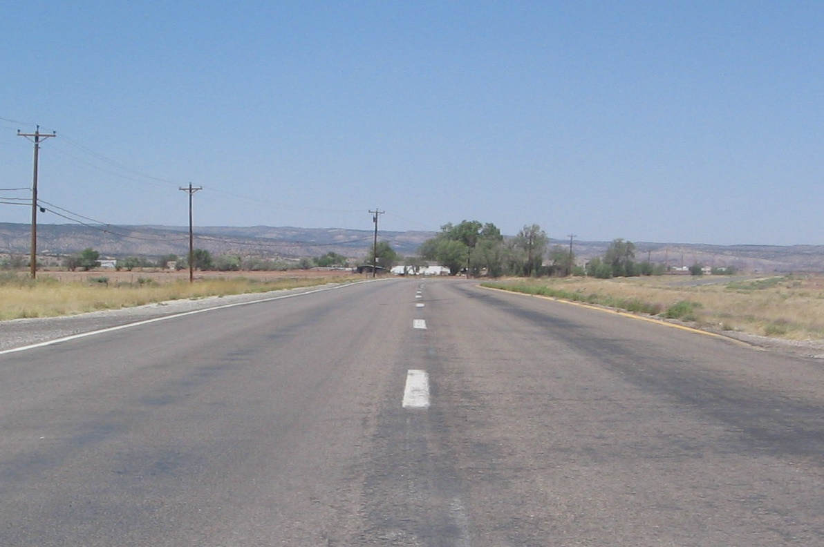 what makes two lane highways like route 66 unique