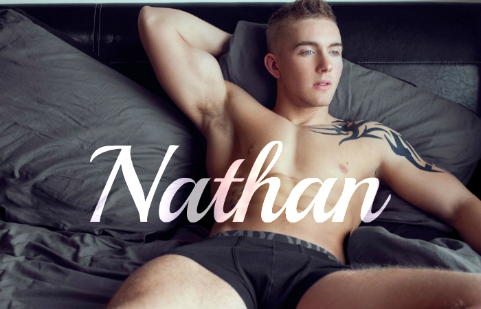 Nathan Nowak • Male Model
