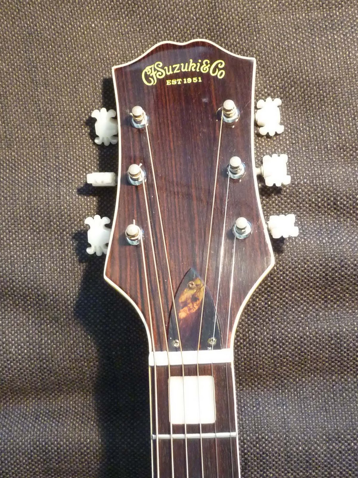 asian built martin copy guitars