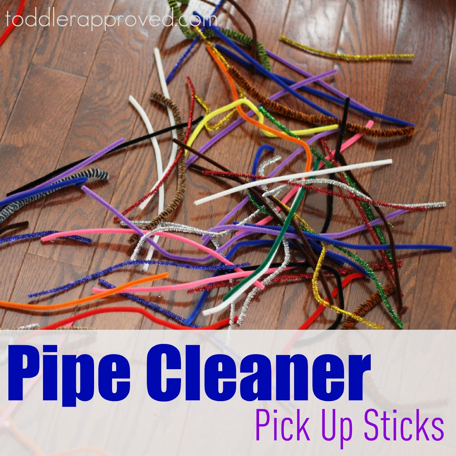 Toddler Approved Pipe Cleaner Pick Up Sticks Electrical Wiring Games