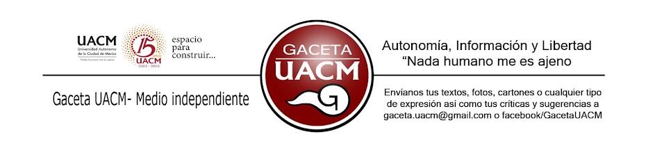 Gaceta UACM -  Versión Impresa