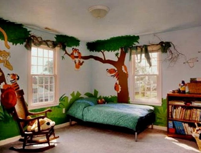 Toddler Bedroom Decor
