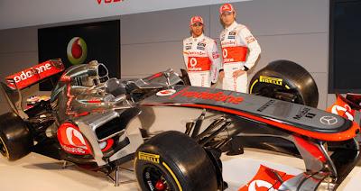 Turbo Mclaren f1 New Mclaren Mp4-27 f1 Car
