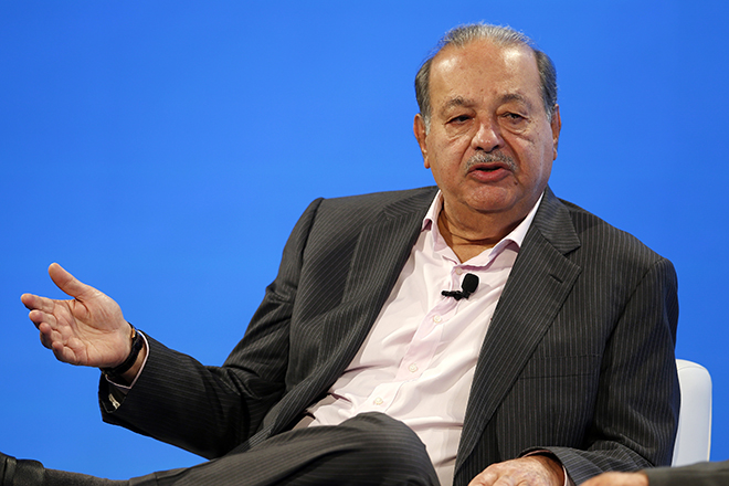 14 Billionaires Who Built Their Fortunes From Scratch - CARLOS SLIM HELÚ