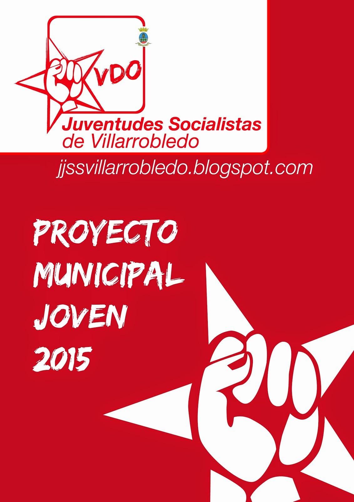 Proyecto Municipal Joven: la suma de tod@s