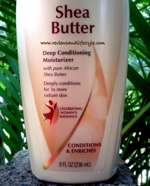 Jergens Shea Butter Body Lotion Review quantity price