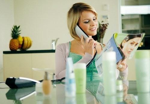Как распространять косметикой орифлейм