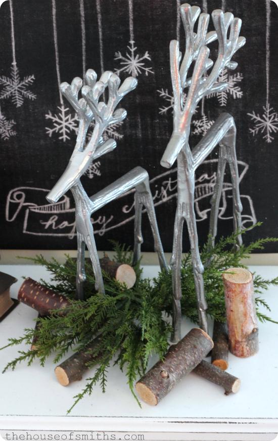 Diy winter wonderland decorations woodsy winter wonderland