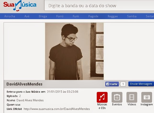 david alves mendes, rap nacional, rap, download