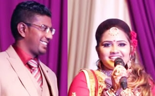 Siva & Kanchana | Cinematic Hindu Dinner Reception Video