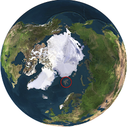 Where is Svalbard