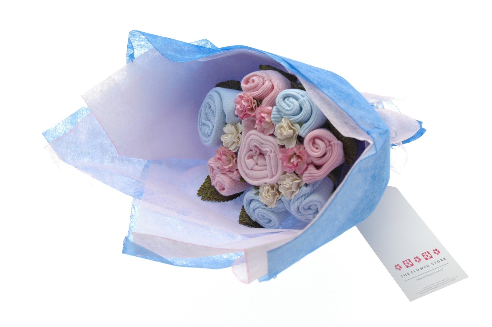 baby geschenke blog von baby bundles blumen strauss aus babykleidung geschenk zur geburt. Black Bedroom Furniture Sets. Home Design Ideas