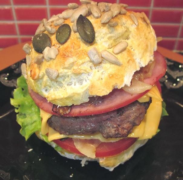 Pain à Hamburger sans gluten et sans lactose