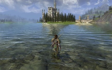 MMORPG IMMERSION