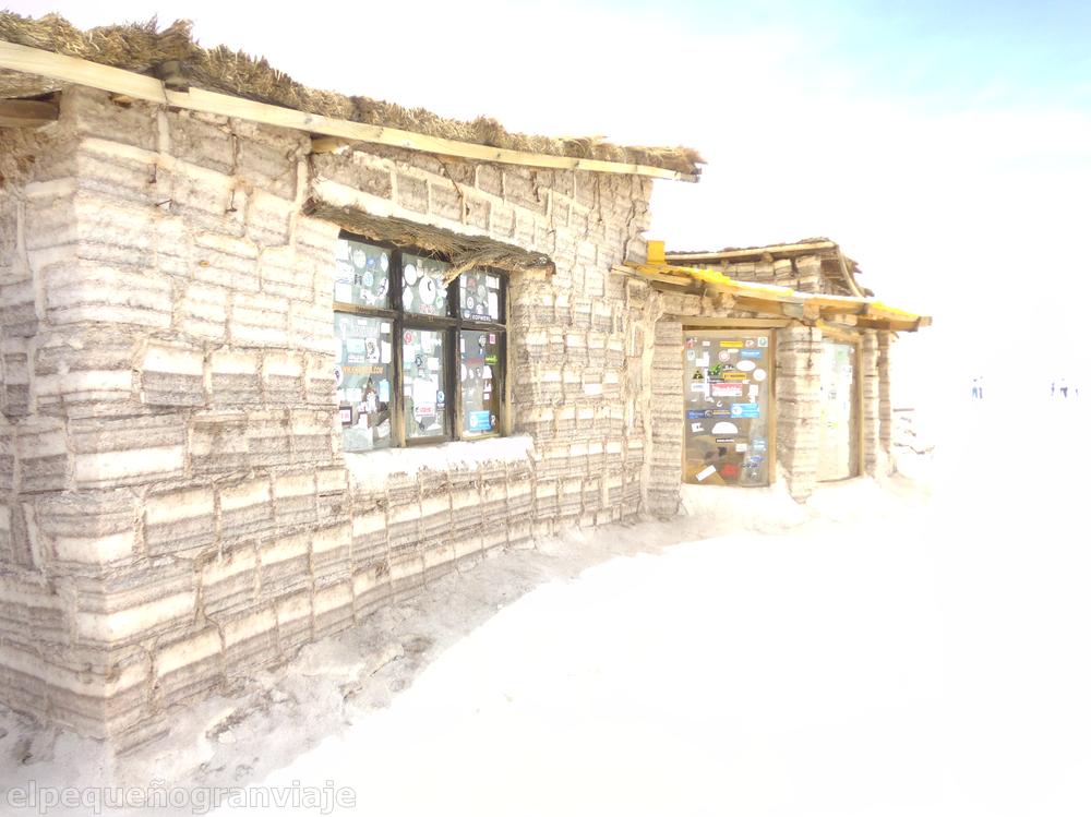 Hotel de Sal, sal, Salar, Uyuni
