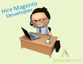 Hire Magento Developer-Amar InfoTech