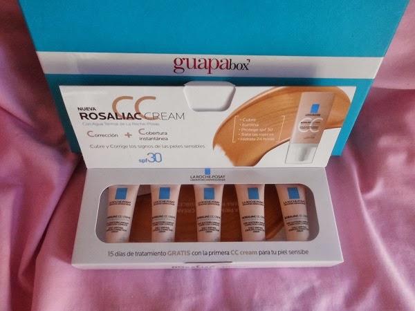 CC Cream Rosaliac  (La Roche- Posay)