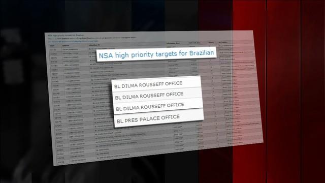 EUA espionaram 29 integrantes do governo Dilma