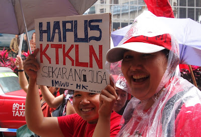 Presiden Jokowi Akan Hapus KTKLN Demi Memanjakan Buruh Migran Indonesia Di Luar Negeri