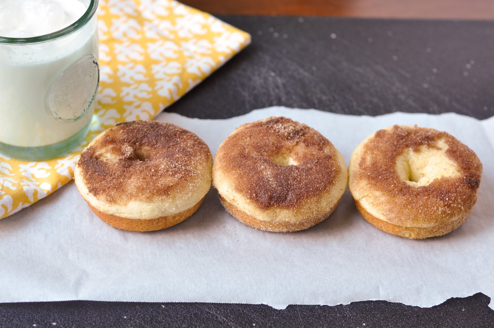 Good Thymes and Good Food: French Breakfast Doughnuts