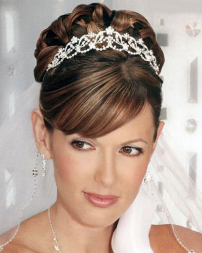 Wedding Hairstyles Updos | Trendy Hairstyles 2014