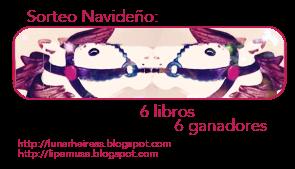 Sorteo Navideño activo en el blog.