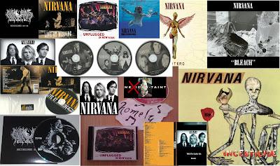 Nirvana Discography