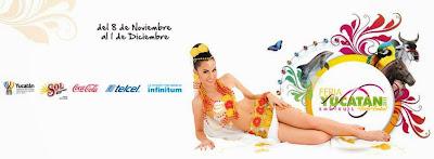 Imagen oficial Feria Yucatan
