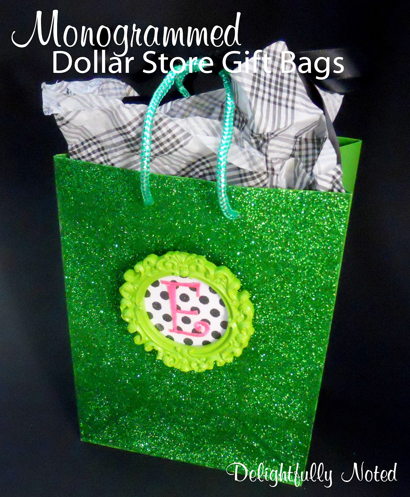 decorating-dollar-store-gift-bags