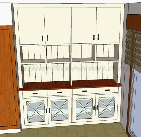 Bufet : muebles de almacenaje en su casa - Miliboo