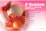 RICETTE GELATI - SORBETTI