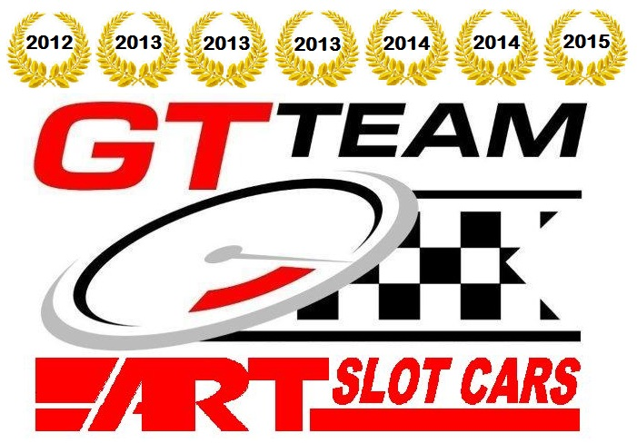 GTTEAM ART SLOT CARS