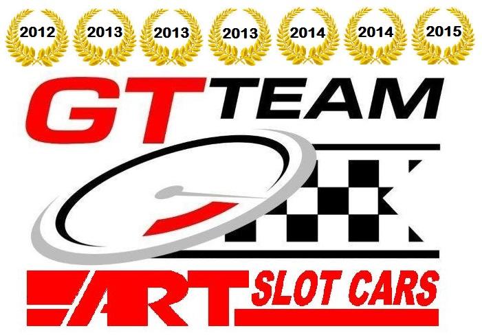 GTTEAM ART SLOT CARS
