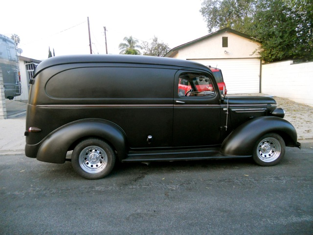 1939 Chevrolet Sedan Delivery For Sale.html | Autos Post