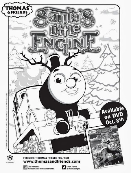 Royalegacy Reviews and More: Take a Ride with Thomas & Friends in this